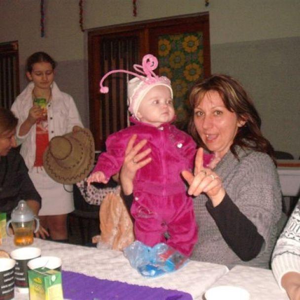 Detská maškaráda 2012
