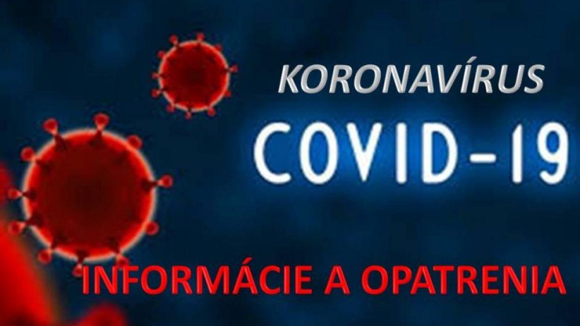 COVID-19_Rozhodnutia/opatrenia Úradu verejného zdravotníctva SR-verejné vyhlášky