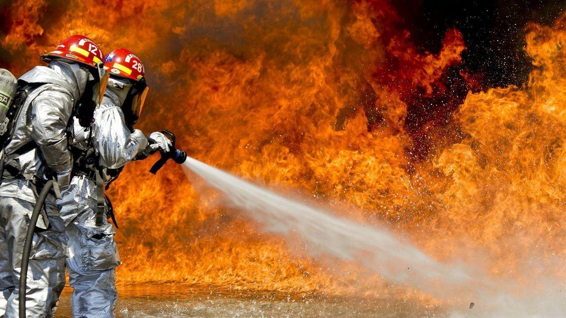 Vyhlásenie času zvýšeného nebezpečenstva vzniku požiaru