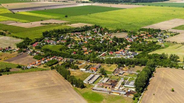 Zámer obce na dlhodobý prenájom pozemku parc. č. 43