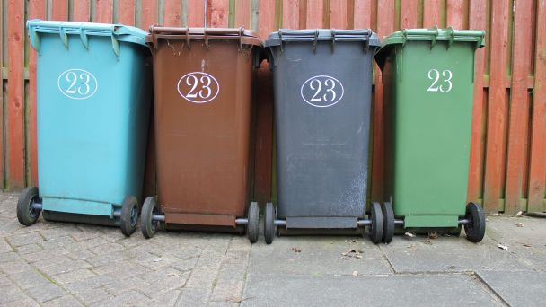 ZBER: Biologicky rozložiteľný komunálny odpad