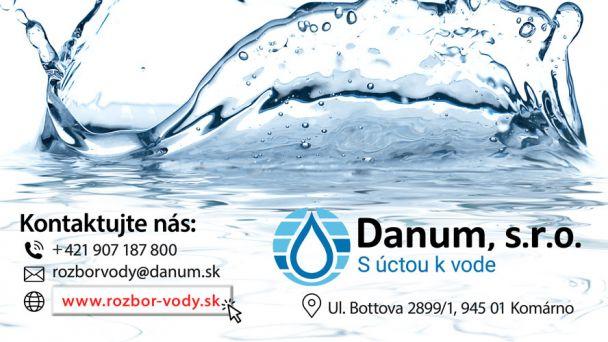 Rozbor studňovej vody